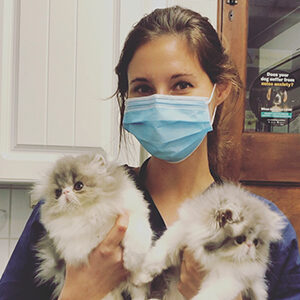 Dr Ellen Marcinkiewicz - Miss Cats Team