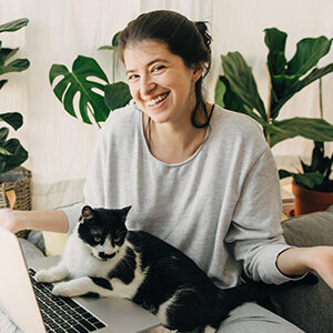Emma Robinson - Miss Cats Creator